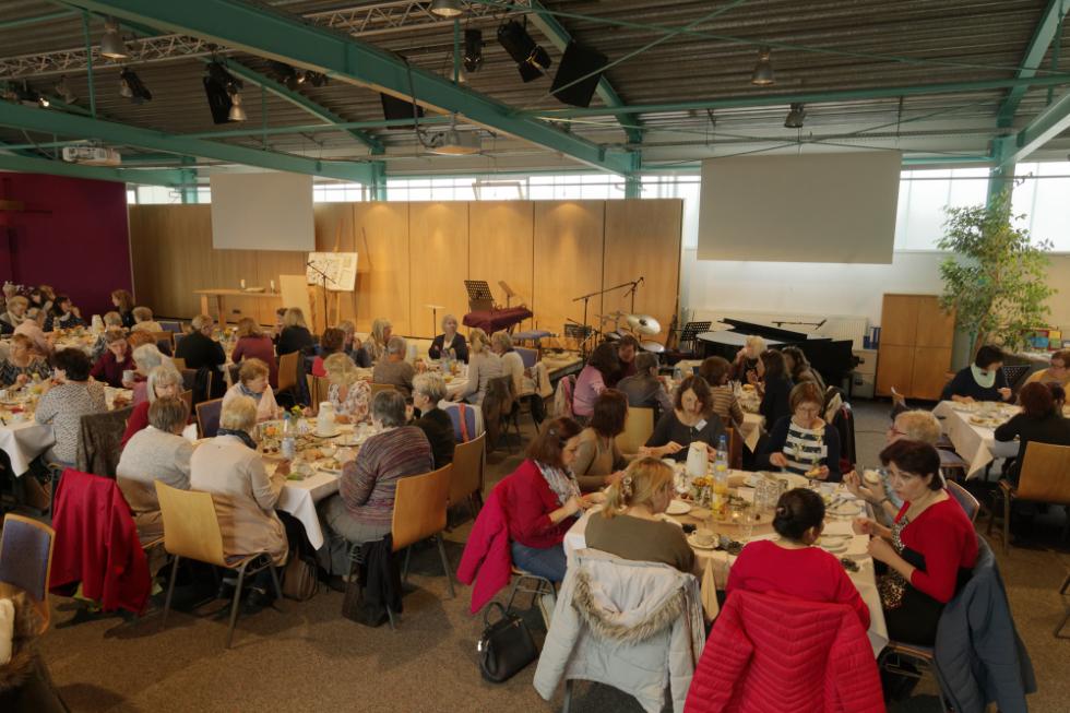 Frühstückstreffen für frauen 2016 Frühstückstreffen für Frauen – Termine 2007